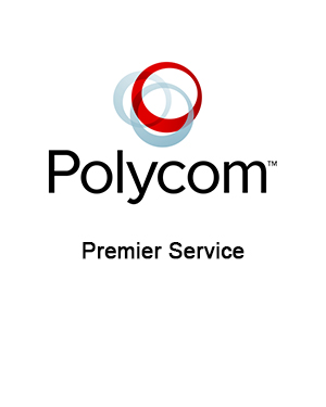 1 Year Premier Service For Polycom Realpresence Trio 8800