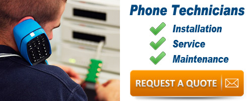 Phone System Technician Repair Fix Business Telephone