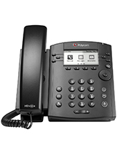 Polycom VVX 301 Desktop Phone (Skype Edition)