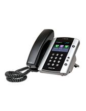 Polycom VVX 501 12-line Desktop Phone (Lync Edition)