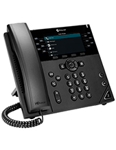 Polycom VVX 450 12-line Desktop Business IP Phone (PoE ONLY)