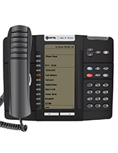 Mitel 5320 Black IP Phone