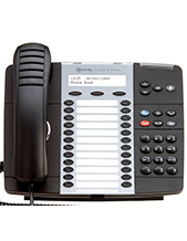 Mitel 5324 Black IP Phone