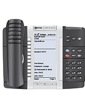 Mitel 5330 Black IP Phone