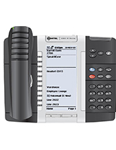 Mitel 5330e Black IP Phone