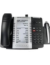 Mitel 5340 Black IP Phone with Cordless Module