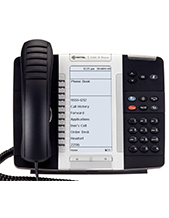 Mitel 5340 Black IP Phone