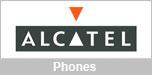 Handset cord RJ9/RJ9 350mm for Alcatel-Lucent IP Touch et Digital phones (x10)