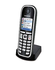 C47H Additional Handset for the C470IP Siemens Cordless and fixed-line phone for up to 6 Handsets