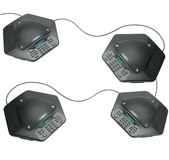 ClearOne Max Attach - 4 Podded Conference Phone