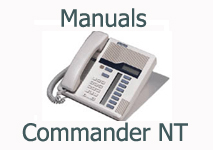 Manuals Instructions Technical Service Installation Programming , Userguide Download. Commander NT40 System.