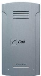 IP Door Phone intercom surface Mounted  no Keypad no Camera for SIP, Astrix, Cisco, Avaya, Mitel, Nortel, Alcatel, Samsung, Zultys, NEC, Any IP SIP Protocol PABX