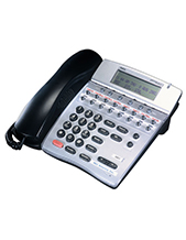 NEC Dterm ITH-16D Black Display Telephone