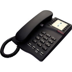 IQ 333 Telephone including Handsfree - Headset telephone with 10 memories and Message wait light (Black) The IQ 333 has 2 Year Warranty and has a headset jack inbuilt.
