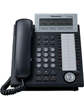 Panasonic KX-DT343 Black Digital Telephone