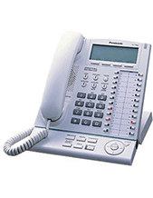 Panasonic KX-NT136 White IP Telephone