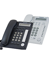 Panasonic KX-NT321X Black IP Telephone