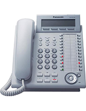 Panasonic KX-NT343 White IP Telephone