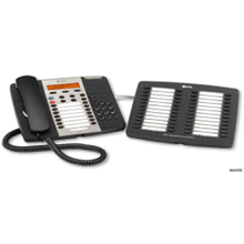 Mitel 48 button add on Module for a IP Phone Handset is a full-feature enterprise-class telephone that provides voice communication over an IP network.