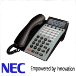 NEC Telephone D-Term  DTU-16D-1A  Used Refurbished Secondhand Dterm