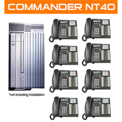 Commander NT Refurbished Phone System