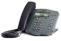 Polycom IP430 IP Desktop Office Phone