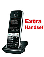 Gigaset S820H Additional Handset for Gigaset S820A