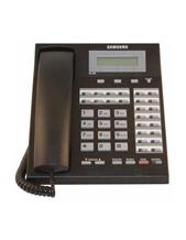 Samsung KX-24D Black Telephone