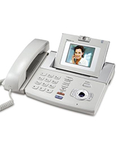 Samsung ITP-5100V White Video IP Phone