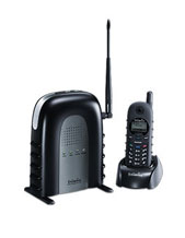 EnGenius DURAFON SN902 Long Range Cordless Phone: 1 Base, 1 Handset & Charger 1x Battery, Antennas, 1x Line Cord & Belt Clip FOR PSTN & PABX INSTALL