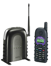 Engenius SP935-SIP Durafon Industrial Handset, Charger, one battery, belt clip and short and long antennae. Loudspeaking function. Headset and charger sockets