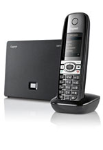 Gigaset C610AIP Cordless Phone with Answering Machine