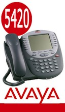 Avaya 5420 Digital Telephone- VOIP Complient Phone System