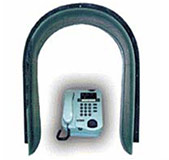 Payphone Booth Mark 5 - Waterproof Telephone Dome only, Teledome for Coin Payphone