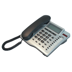 IQ 335 Telephone Caller ID Display + 120 name & number memories, 20 shortcut keys & Message wait light (Black)