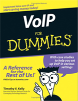 VOIP for DUMMIES Book, See how to get started with VoIP, how it works, and why it saves you money