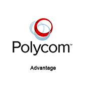 1-year Partner Advantage (For Polycom CX8000 with CX5100 Panoramic Camera)