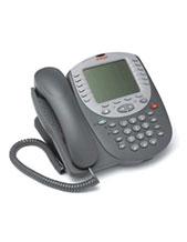 Avaya 5621 VOIP Display IP Telephone - 7 Line / 16 Character Large LCD Display