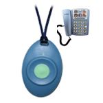 BluePhone Additional Water Proof Wireless Pendant for Aged Care independant living Emergency