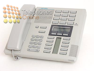 The Commander NT 40 Advantage , Commander NT Advantage  132 phone 16 Button NT8B23AA-77 (Refurbished)