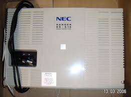 Download NEC DK616 & DK824 Phone System Manual , Programming Service installation Instructions,