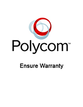 1-year Ensure Warranty, BH Support, and Advance Replacement (For Polycom RealPresence Trio 8800)