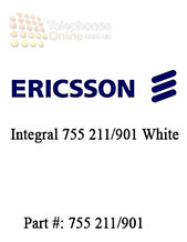 Ericsson Integral 755 211/901 White (Refurbished)