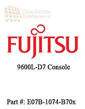 Fujitsu 9600L-D7 Console (Refurbished)