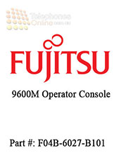 Fujitsu 9600M Operator Console (Refurbished)