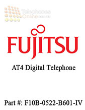 Fujitsu AT4 Digital Telephone (Refurbished)