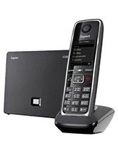 Gigaset C530AIP colour screen IP cordless phone with answering machine