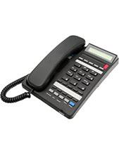 Interquartz Enterprise IQ560EB Analogue Black Business Phone for Hotel