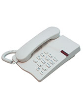 Interquartz Gemini IQ330C Analogue Cream Business Phone for Hotel