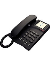 Interquartz Gemini IQ333D Analogue Stylish easy to use phone for Hotel